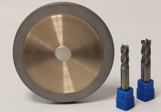 Superabrasive diamond grinding wheels for CNC tool grinder