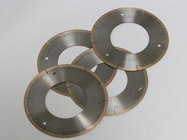 Metallographic Diamond Cutting disc for Quartz Glass