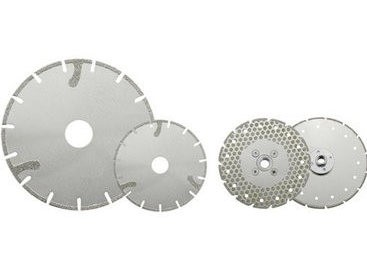 Diamond Cutting Disc for Tile Marble, Electroplated Diamond Cutting Wheel