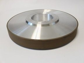Diamond Grinding Wheel for HVOF Carbide Coatings