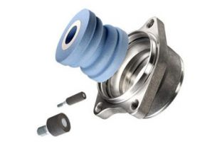 Abrasive Grinding Wheels for Grinding Bores of Inner Rings