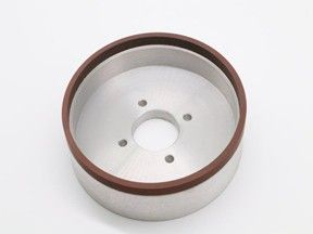 6A2 Resin Diamond Cup Grinding Wheel for CBN Tools