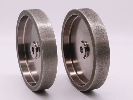 Aluminum Core CBN Wheel for Woodturner