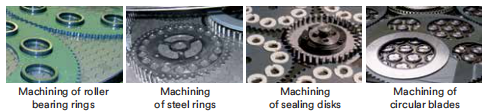 application of double disc grinding wheel
