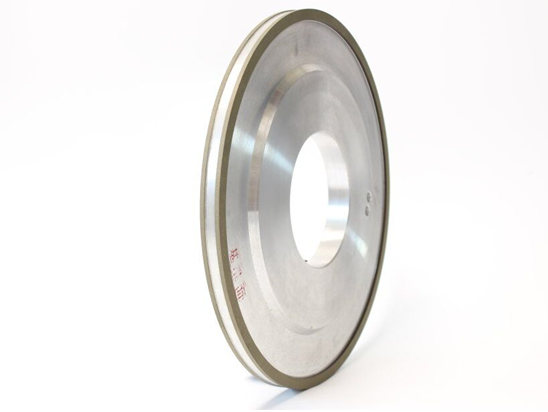 resin bond diamond grinding wheel for carbide coating