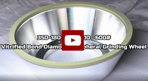 Production Process For Vitrified Peripheral Grinding Wheel