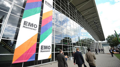 EMO Hannover -The world of metalworking