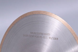 diamond saw blade for glass