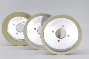 vitrified diamond pcd grinding wheel