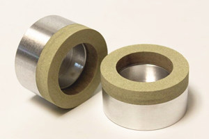 vitrified diamond dressing wheel