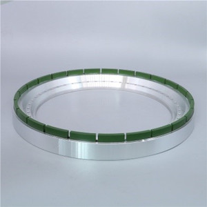 Wear Mechanism of Diamond Grinding Wheel