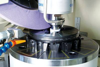 What are the advantages of grinding compared with cutting