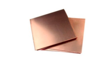 Copper has good ductility