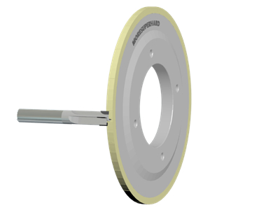 Cylindrical Wheel for PCD Reamer Grinding